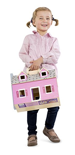 Melissa-Doug-Fold-and-Go-Wooden-Dollhouse-With-4-Dolls-and-Wooden-Furniture