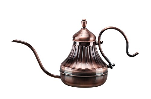 Diguo Hand Drip Coffee Copper Pot 450Ml