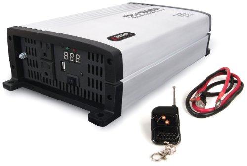 Wagan 2203 Elite 1000W DC to AC Pure Sine Inverter
