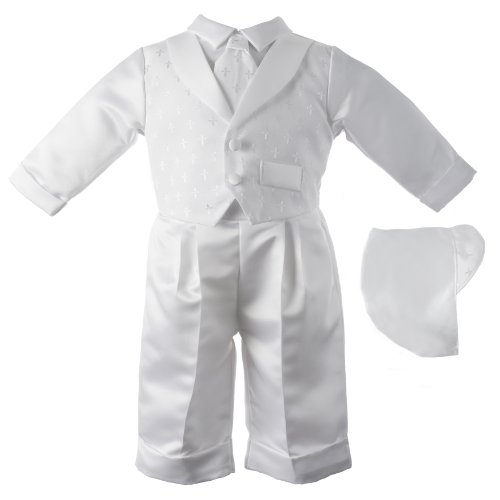 Christening Clothing For Boys front-33216