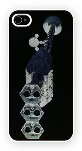 2001: A Space Odyssey - Spaceship, iPhone 5 / 5S glossy cell phone case / skin (2001 A Space Odyssey Phone Case compare prices)
