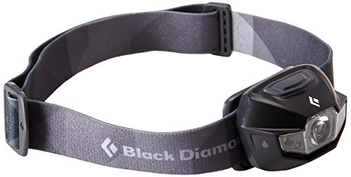 Black Diamond Spot Headlamp, Matte Black