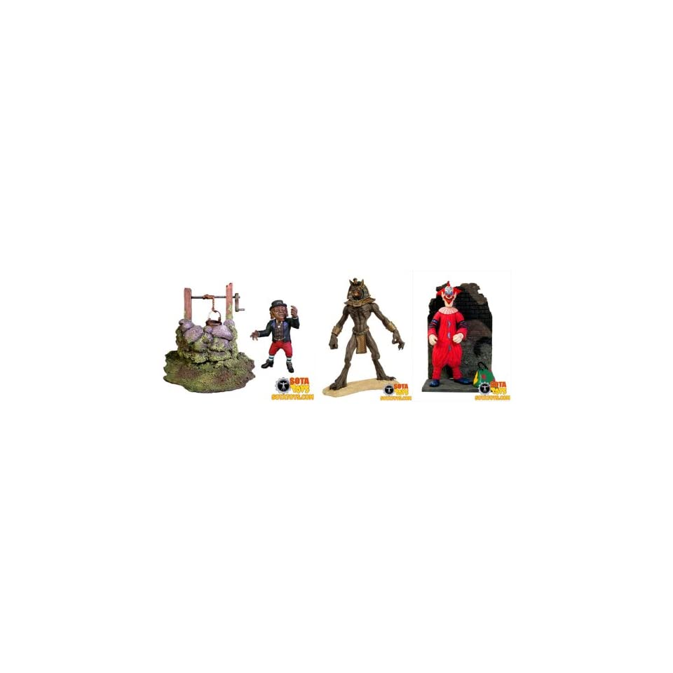 Now Playing Series 4 Action Figures Case of 12