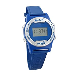 Rodger Vibrating Children's Watch - Blue