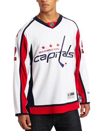 NHL Men's Washington Capitals #52 Mike Green
