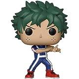 Funko POP! Animation: My Hero Academia - Deku Collectible Figure, Multicolor (Color: Multicolor, Tamaño: Standard)