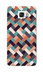 KnapCase Patterned Designer 3D Printed Case Cover For Samsung Galaxy A7 2016