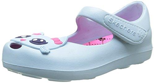 SkechersPaw Princess - Ballerine Bambina , Blu (Bleu (Bleu Clair)), 24
