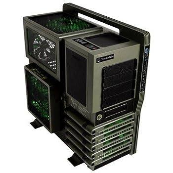 THERMALTAKE フルタワー PCケース Level 10GT Battle Edition ミリタリー カラーのバリエーションモデル (CS3949) VN10008W2N