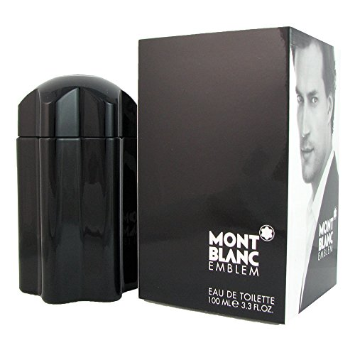 Mont Blanc Emblem Eau de Toilette, Uomo, 100 ml