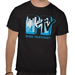 MTV: Skyscraper Tee - Guys