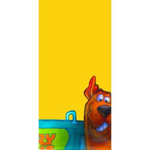 Scooby-Doo 'Mystery Machine' Tablecover (1ct) - 1