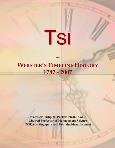 tsi-websters-timeline-history-1787-2007