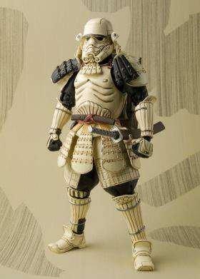 SDCC 2016 Tamashii Nation Movie Realization Star Wars Samurai Sandtrooper