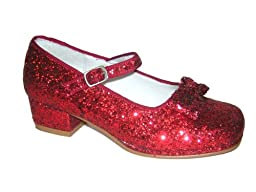 Dorothy\'s Ruby Red Shoes (Child Size 12)