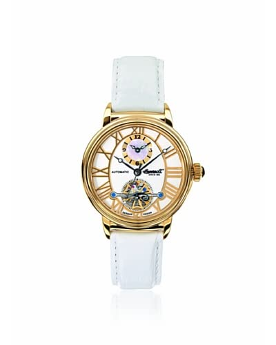 Ingersoll Women's 5004GWH Baton Rouge White Watch As You See