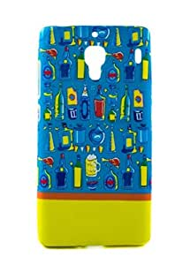 Exclusive Rubberised Back Case Cover For Xiaomi Redmi 1S - Bottels Cliparts