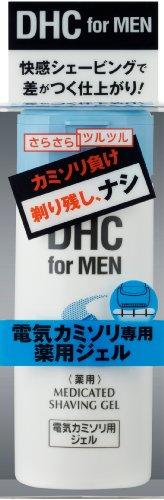 DHC 薬用シェービングジェル 140ml