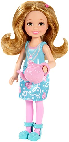 Barbie Sisters Chelsea and Friends Doll, Tea Party