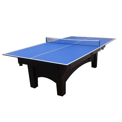 Great Deal! Table Tennis Conversion Top. This Ping Pong Conversion Top is perfect to Turn Your Billi...