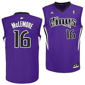 Sacramento Kings Adidas NBA Ben McLemore #16 Replica Jersey XL by adidas