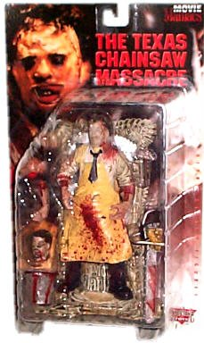 McFarlane - Movie Maniacs - The Texas Chainsaw Massacre - Leatherface ultra action figure w/custom accessories (13+)