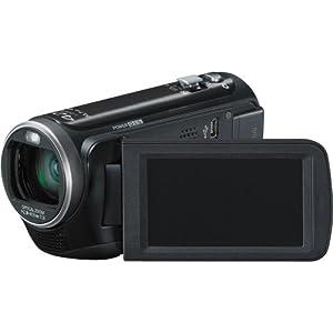 Panasonic HDC-TM80K HD Twin Memory Camcorder (Black) $219