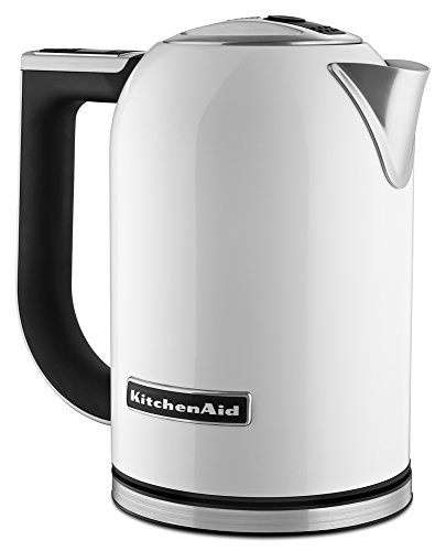 Kitchenaid Kek1722Wh 1.7-Liter Electric Kettle With Led Display - White