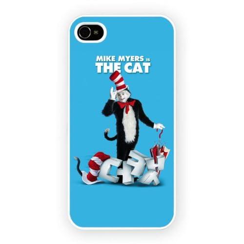 Case Design phone cases from amazon : Amazon.com: Cat in The Hat iPhone 4/4s Case