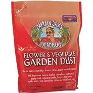 Bonide 258 Captain Jack Garden Dust-4LB CAPT JACK DUST