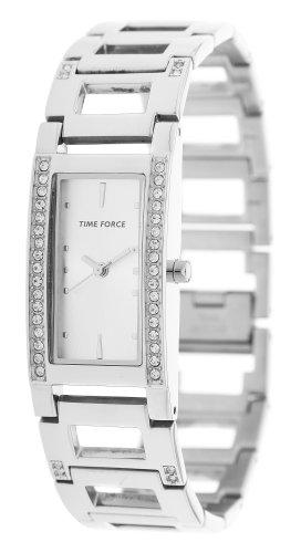 Time Force Femmes Montre Bonny Argent TF4081L02M