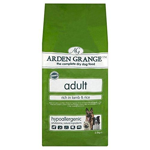 Arden Grange Adult Dog Food Lamb & Rice (2Kg)