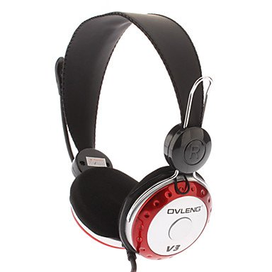Zcl V3 Powerful Bass On-Ear Hi-Fi Stereo Music Headphone