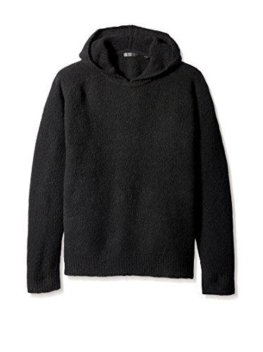 ATM Anthony Thomas Melillo Men's Cozy Hooded Pullover
