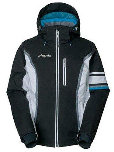 Phenix Skijacke Cubic Jacket schwarz Gr. 38