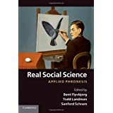 Real Social Science: Applied Phronesis ~ Bent Flyvbjerg