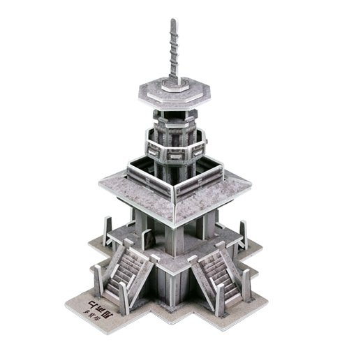 Jigsaw 3D Puzzle Korea Culture Series - Dabotap (Small)