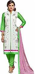 Omsairamcollections Women's Cotton Unstiched Dress Material_04_Multicoloured _Freesize