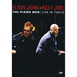 Elton John &amp; Billy Joel- The Piano Men Live in Tokyo
