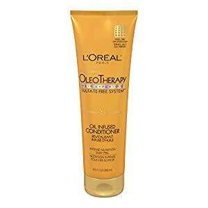 L'Oreal Paris L'Oreal Paris Hair Expertise OleoTherapy Replenishing Conditioner, 8.5 Fluid Ounce
