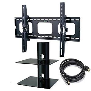 Amazon Com 2xhome New Tv Wall Mount Bracket Amp Two 2
