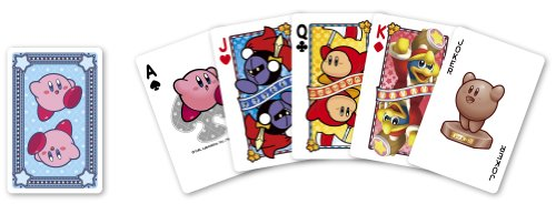 Kirby - Playing Cards - Blue Version - 1