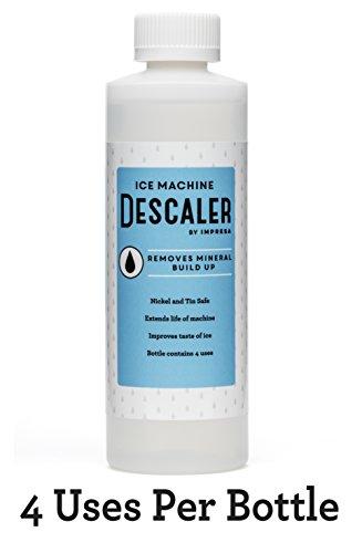scotsman machine cleaner solution