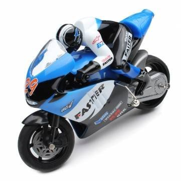 Jinxinda 1/16 Mini Motorcycle 2.4GHz Drift Motor RTR by Completestore (Drift Trike Motor Kit compare prices)
