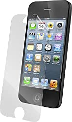 ZAGG invisibleSHIELD HD for Apple iPhone 5 Case Friendly Screen (new version)