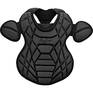 Rawlings Rubberized Matte Chest Protectors by Rawlings
