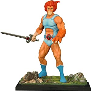Thundercats Lion on Amazon Com  Thundercats Lion O Resin Mini Statue  Toys   Games