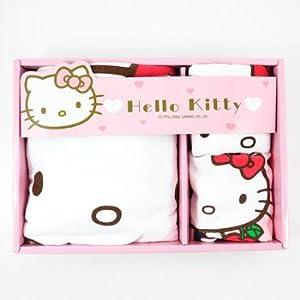 hello kitty bath towel set juicy apple toys games. Black Bedroom Furniture Sets. Home Design Ideas
