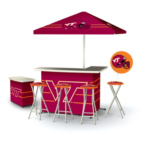 Best of Times Virginia Tech Deluxe Package Bar
