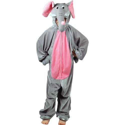 Animal Boogie Woogie Elephant Fancy Dress Costume by Wicked